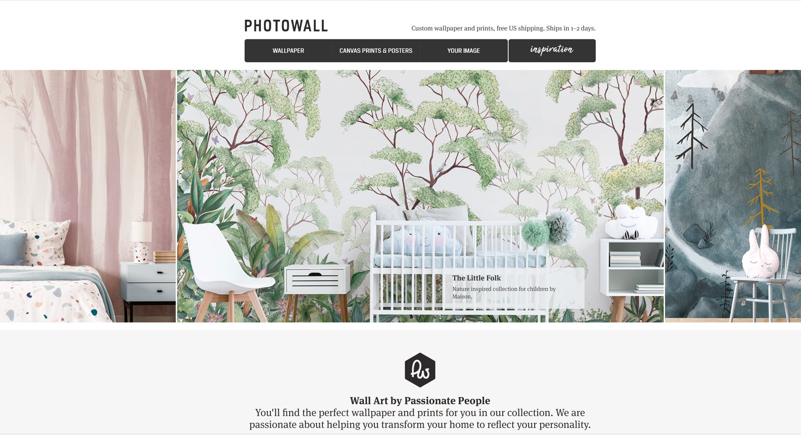 Photowall - AI driven marketing