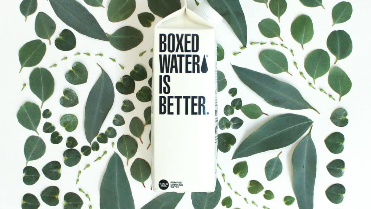 Photo by Boxed Water Is Better